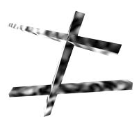 transmediale transversal symbol