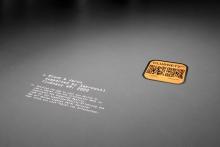Ausstellungsansicht Clubnetz AR von Blank & Jeron. Foto Luca Girardini, CC NC-SA 4.0