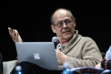 Bernard Stiegler during Exchange #3: Next to Devastation