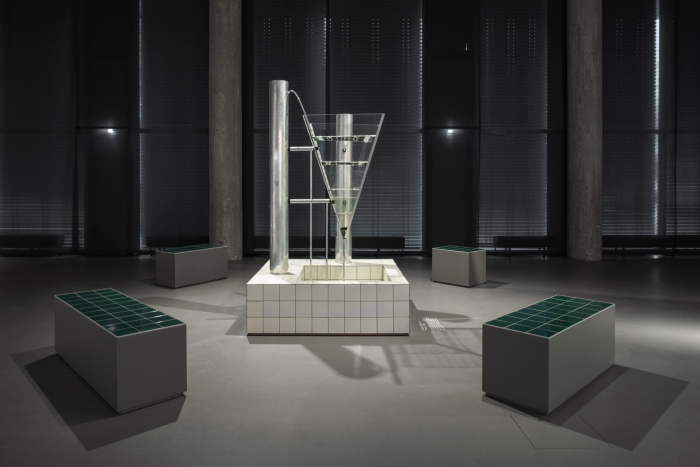 Installation View Forum by Jelena Viskovic. Photo Luca Girardini, CC NC-SA 4.0