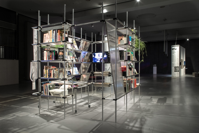 AusstellungsansichtC& Center of Unfinished Business von Contemporary And (C&). Foto Luca Girardini, CC NC-SA 4.0