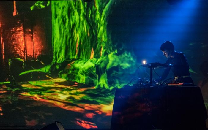 Ghost Island (Live A/V) by Meuko! Meuko!